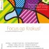 Focus op Krokus Flyer